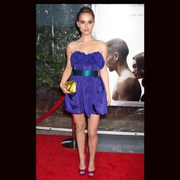 Depuis son rôle dans Léon, la petite Natalie Portman a bien grandi et la