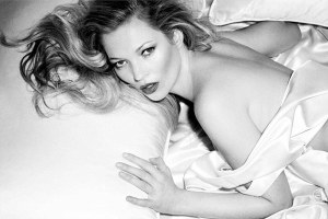 Kate Moss for Bryan Ferry