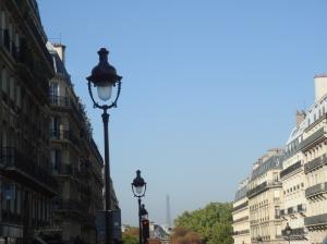 Today in Milla's Paris