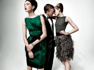 Max Mara Elegante A/W '10 Look Book