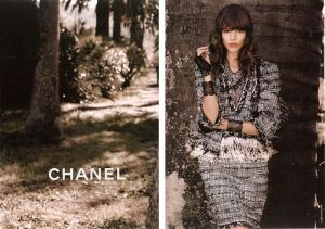 Chanel Spring/Summer 2011 Ad Campaign