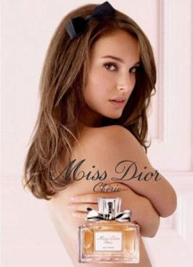 Miss Dior Chérie: Natalie Portman
