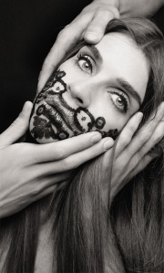 Carine Roitfeld By Karl Lagerfeld