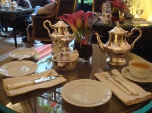 Milla's Paris: Lunch at l'Hôtel Plaza Athénée